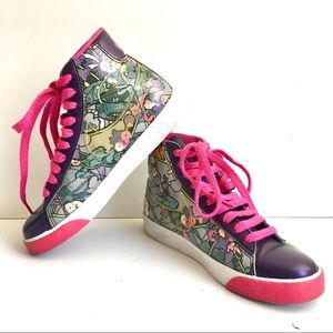 Nike Floral Blazer XB High Top